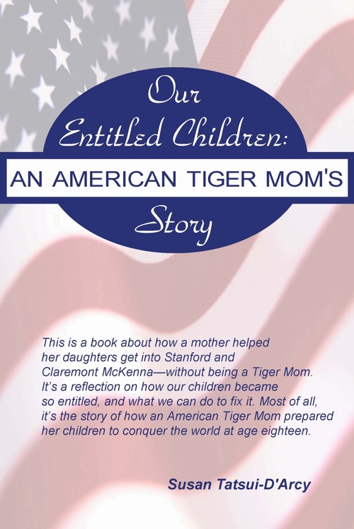 American Tiger Mom Book Cover